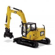 Diecast Masters Cat® 309 CR Mini Hydraulic Excavator with 4 tools